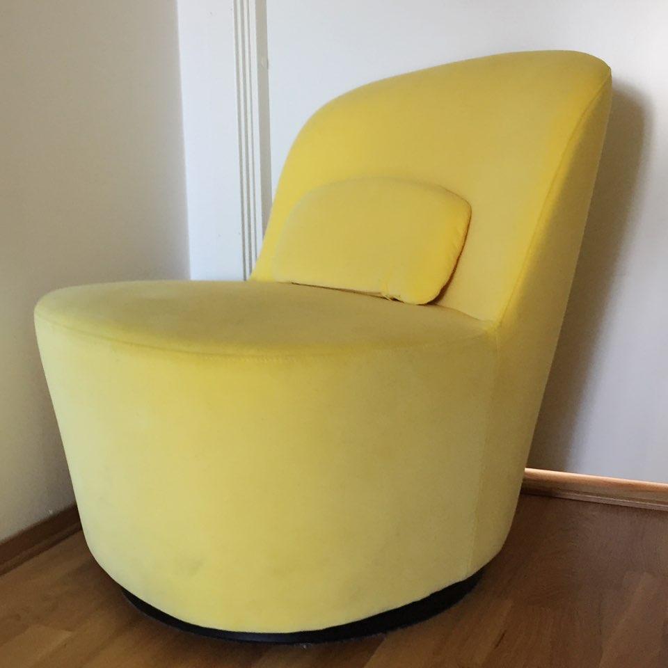 IKEA Stockholm stol i Sandbakka gul | FINN.no